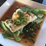 Fish – Steamed Fish with Ginger