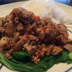 Chicken – Spicy Thai Basil