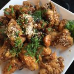 Chicken – Crunchy, Spicy, Korean Chicken [Dakgangjeong]