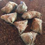 Joong, Bak Chang; Cantonese Glutinous Rice Dumpling